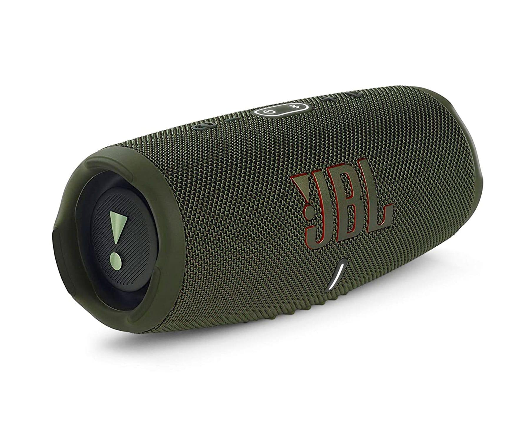 Jbl Altavoz Charge5 Verde/Bluetooth/IP67/Partyboost
