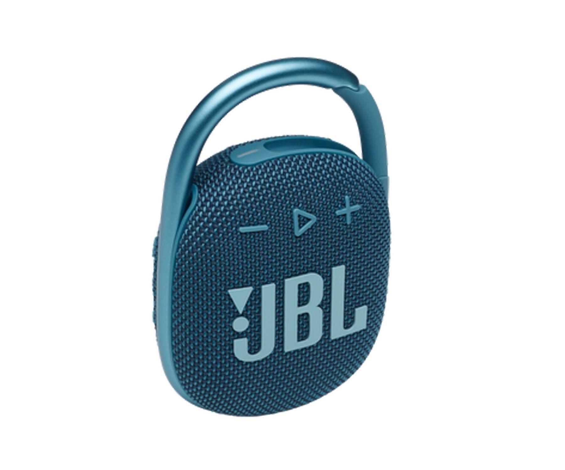 Jbl Altavoz Clip4 Azul/Bluetooth 5.1/IP67/5W
