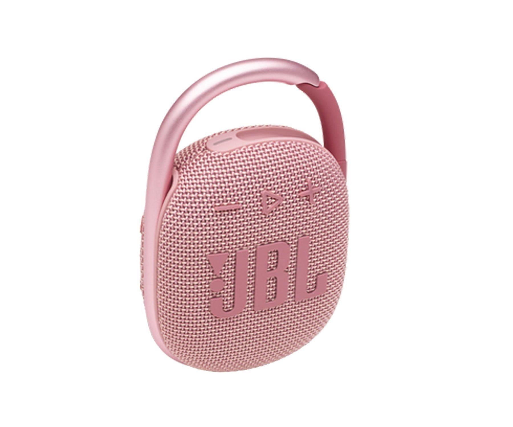 Jbl Altavoz Clip4 Rosa/Bluetooth 5.1/IP67/5W