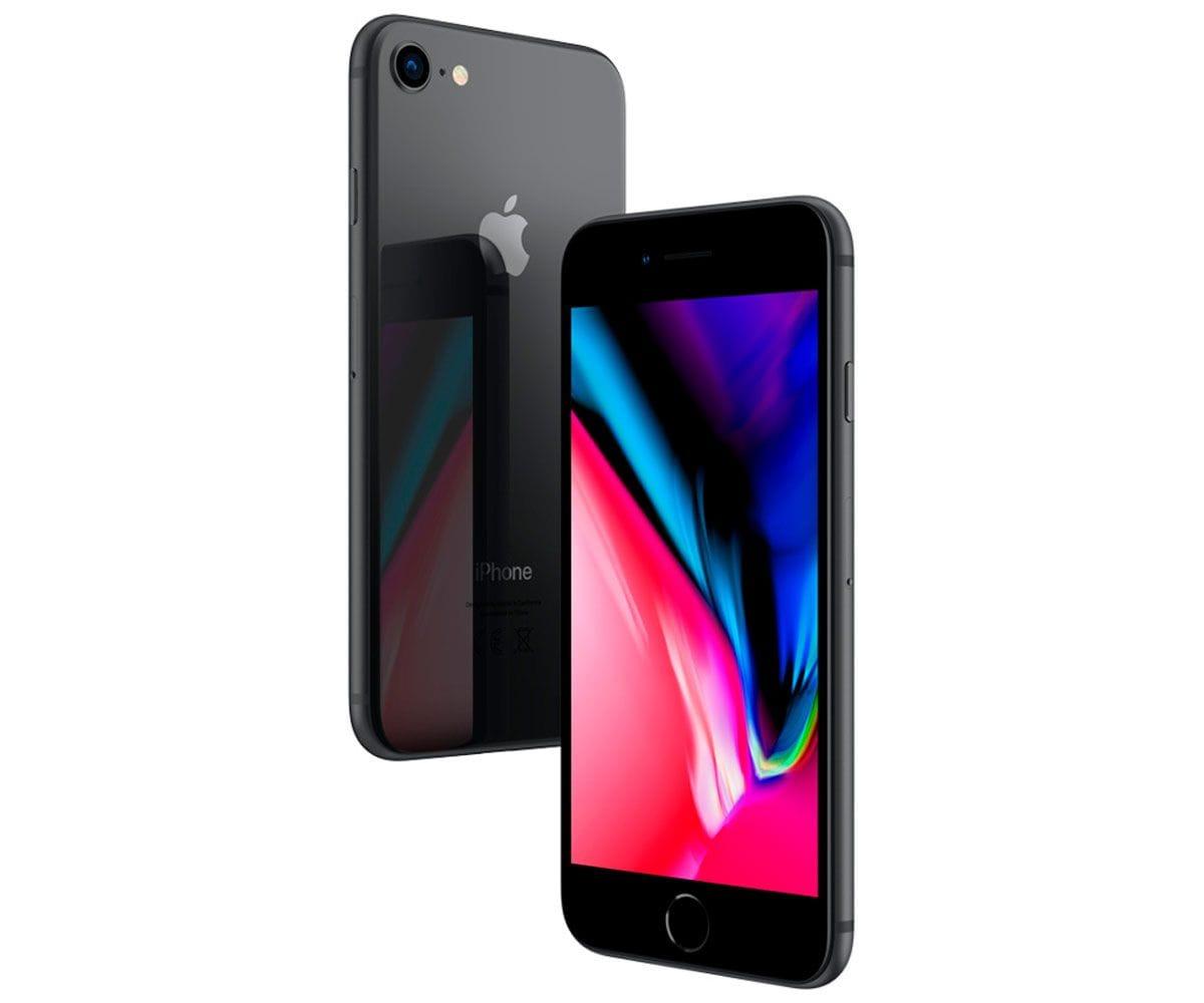 APPLE IPHONE 8 64GB Gris Espacial Reacondicionado Recommerce MÓVIL 4G 4.7'' RETINA HD/6CORE/64GB/2GB RAM/12MP/7MP