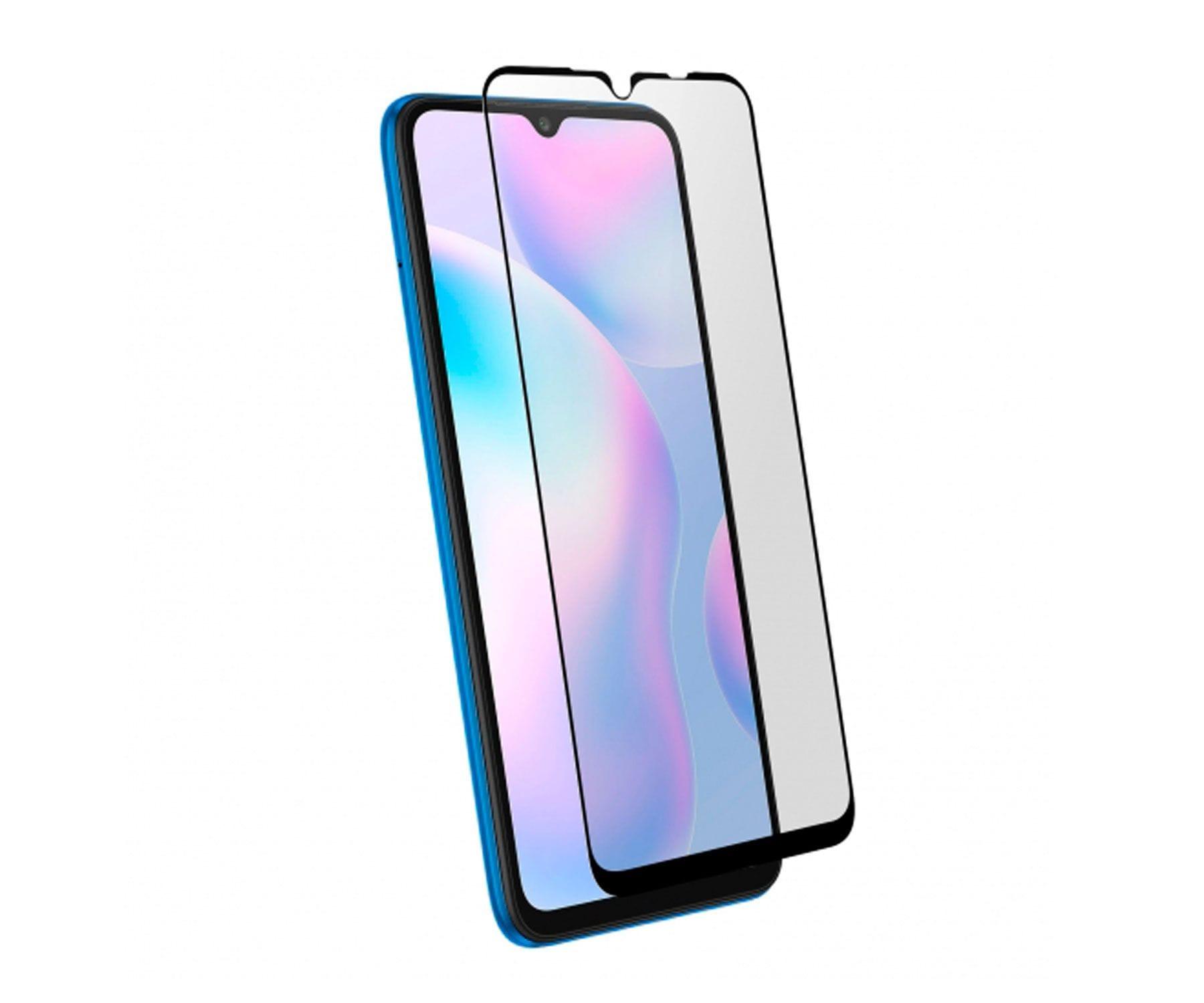 Akashi Protector de cristal para Xiaomi Redmi 9A/9C
