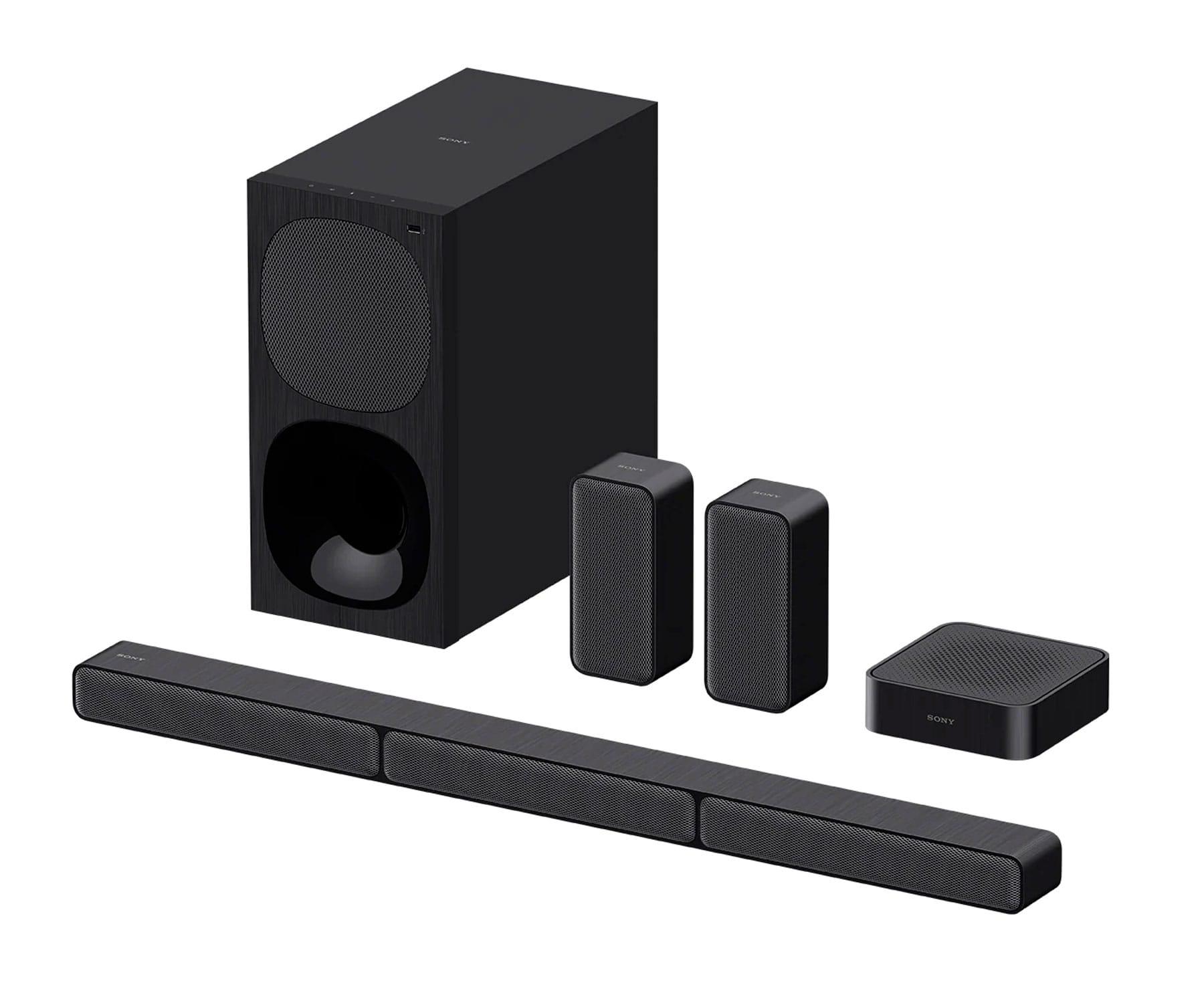 SONY HT-S40R Sistema de Cine en casa/ 5.1 Canales/Subwofer/Barra de Sonido/Dolby® Digital