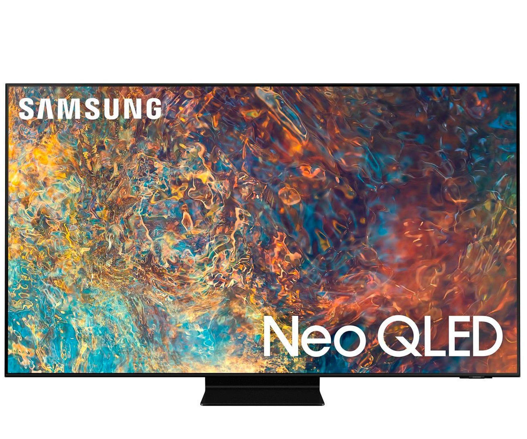 SAMSUNG QE55QN90AATXXC 2020 TELEVISOR 55'' Neo QLED 4K Quantum HDR 2000 SMART TV 4500Hz PQI AMBIENT MODE