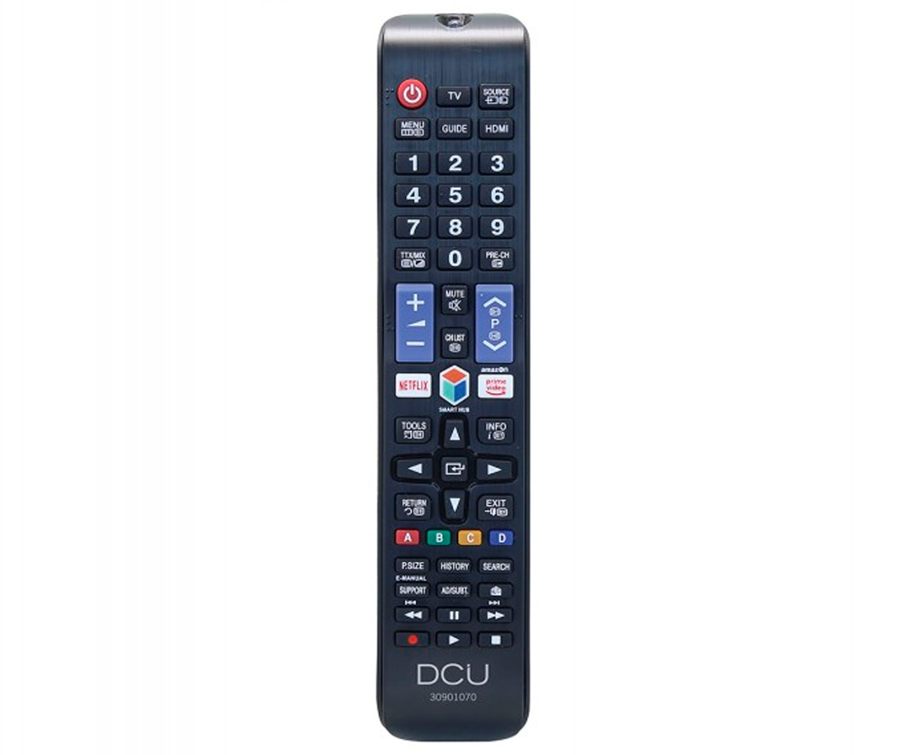 DCU 30901070 Mando a distancia universal para televisores SAMSUNG SMART TV