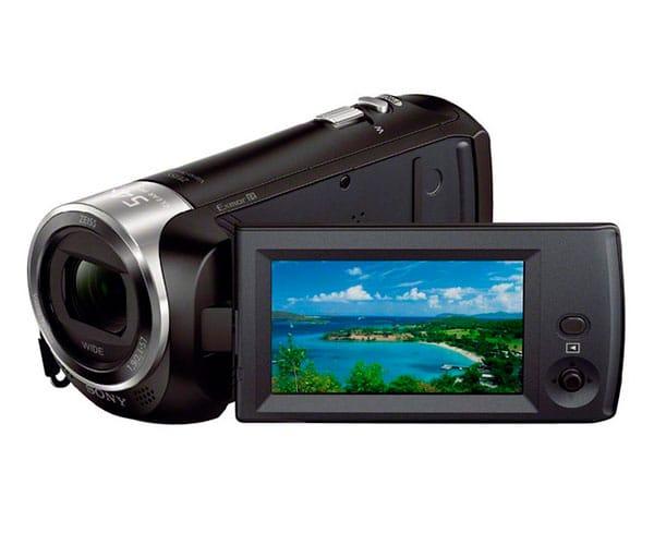SONY HDR-CX240EB VIDEOCÁMARA CON ZOOM ÓPTICO DE 27x CON PANTALLA LCD DE 6,7 mm