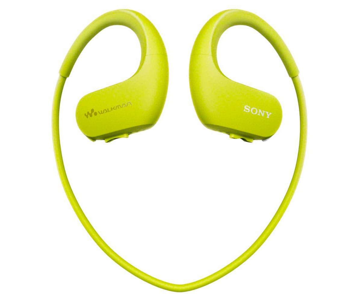 SONY NWWS413G VERDE LIMA REPRODUCTOR MP3 4GB / ESPORT / ACUÁTICO
