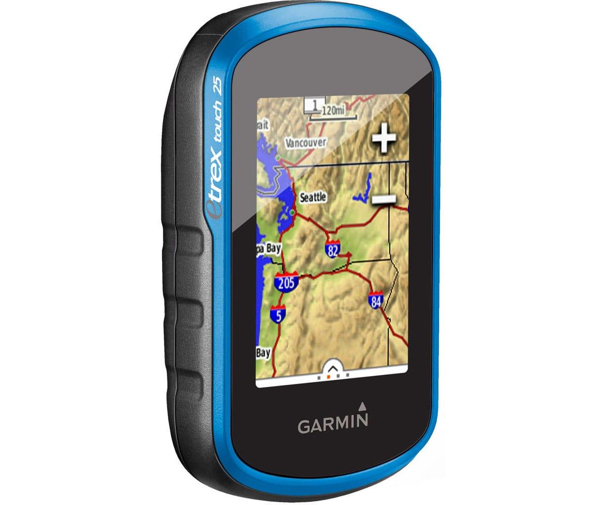 GARMIN ETREX TOUCH 25 NAVEGADOR GPS MONTAÑISMO EUROPA