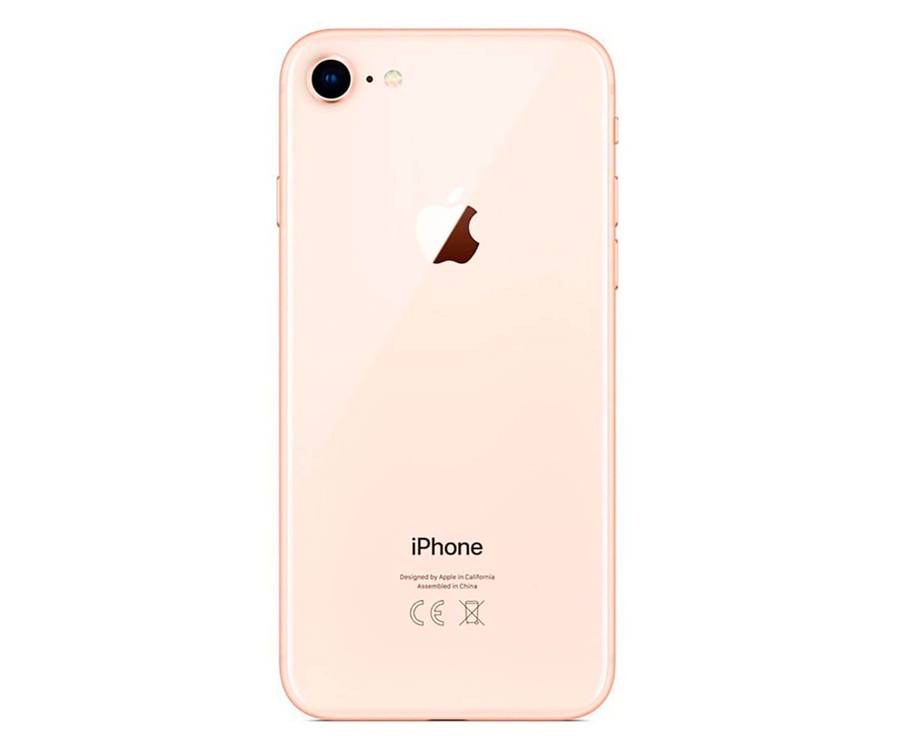 Apple Iphone 8 64gb Oro Reacondicionado Cpo Móvil 4g 4.7'' Retina Hd/6core/64gb/... (3)