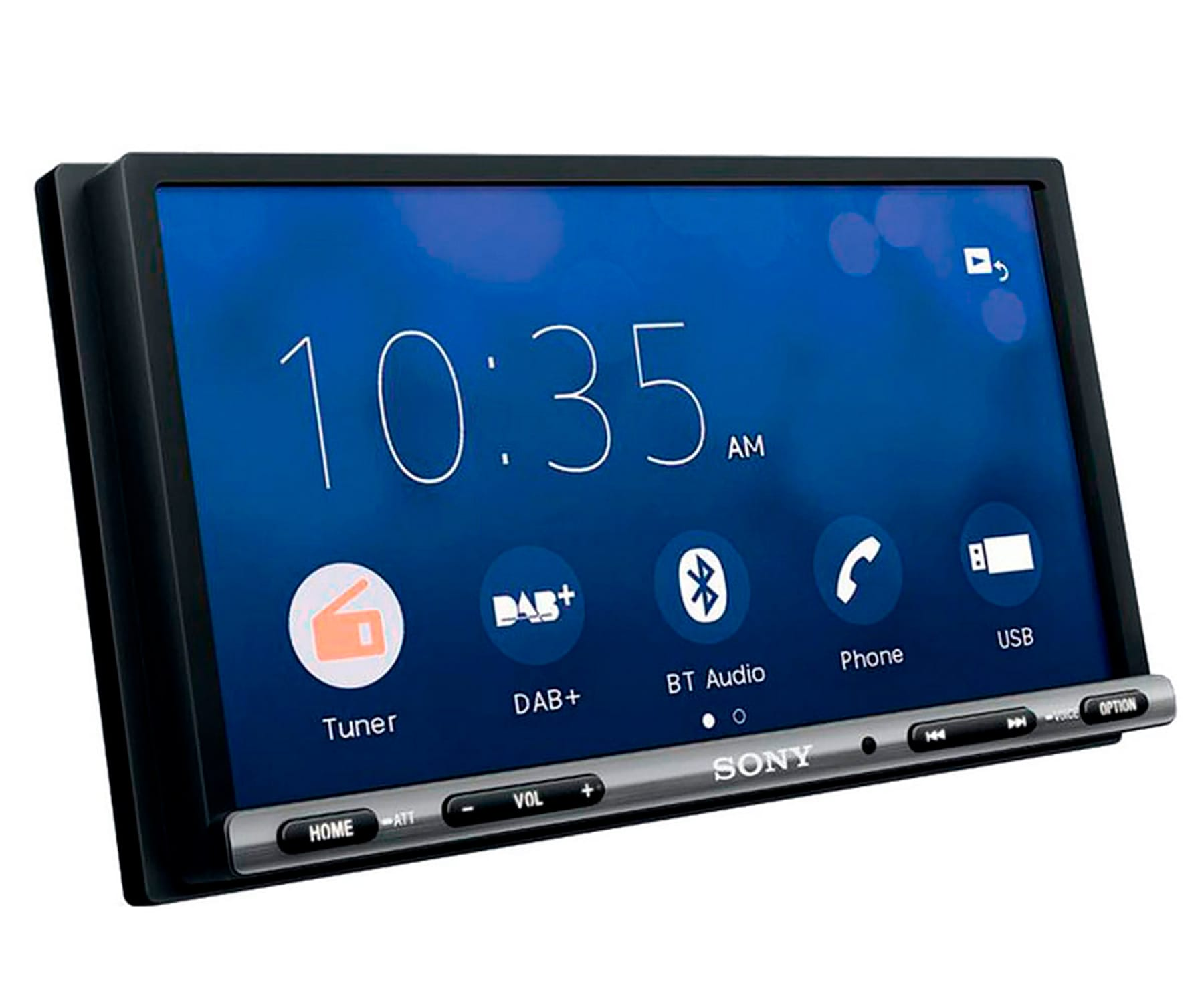 SONY XAV-AX3005DB RECEPTOR DE DAB CON PANTALLA DE 6.95'' PARA EL COCHE CON BLUETOOTH APPLE CARPLAY Y ANDROID AUTO