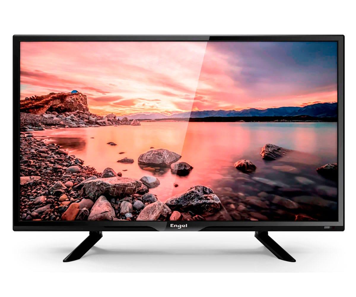 ENGEL 40LE4060T2 TELEVISOR 40'' LCD LED FULL HD HDMI VGA USB REPRODUCTOR Y GRABADOR MULTIMEDIA
