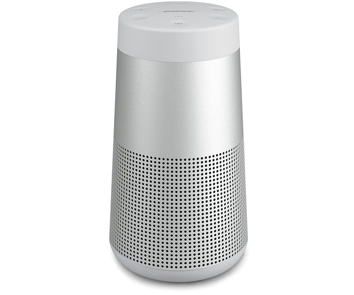 BOSE SOUNDLINK REVOLVE Gris/ Bluetooth/ Indicaciones por voz/ Batería 13 horas/ Sonido envolvente 360º