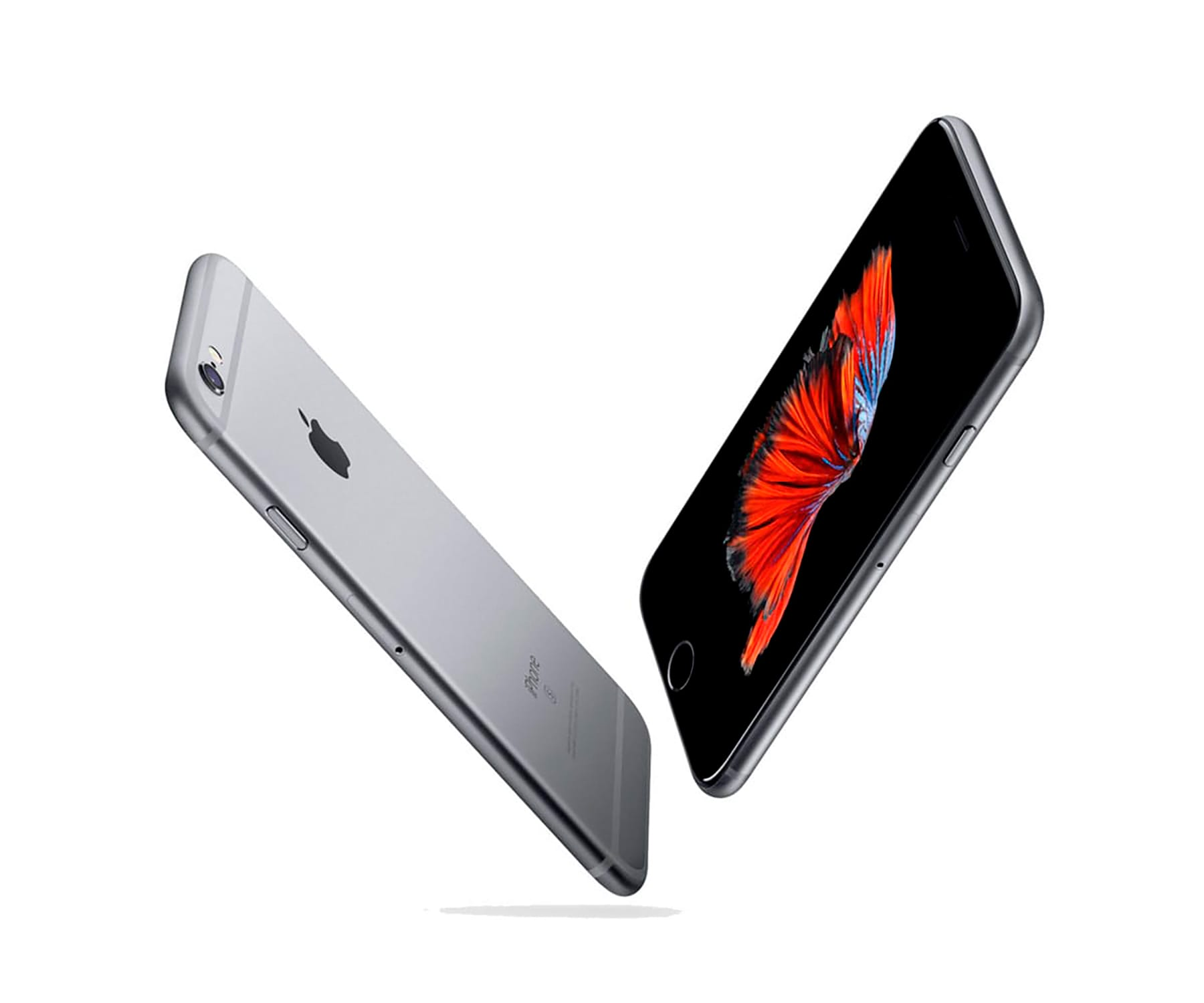 Apple Iphone 6s 64gb Gris Espacial Reacondicionado Cpo Móvil 4g 4.7'' Retina Hd/... (2)