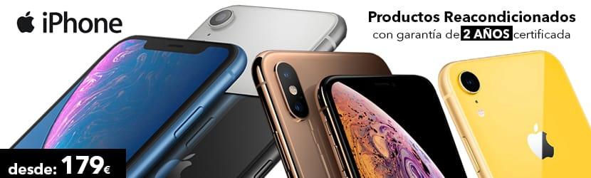 Gran variedad de IPHONE CPO