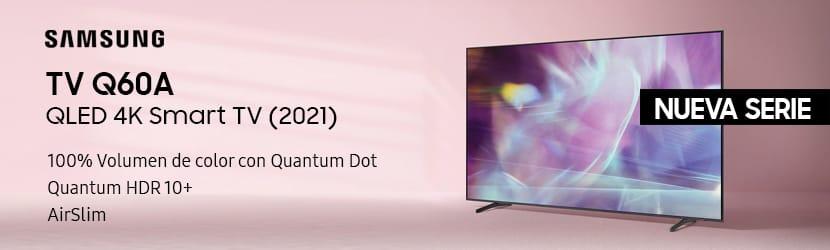 Nueva serie Q60A de Samsung